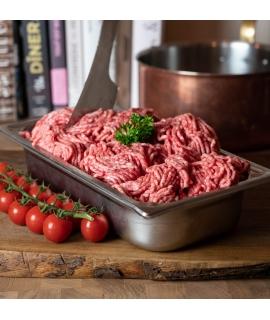 Hachis porc, veau et bœuf...