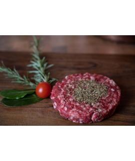 Burger pur bœuf moelleux