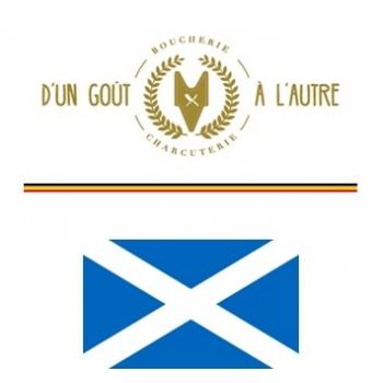 Bœuf Angus Aberdeen Ecossais